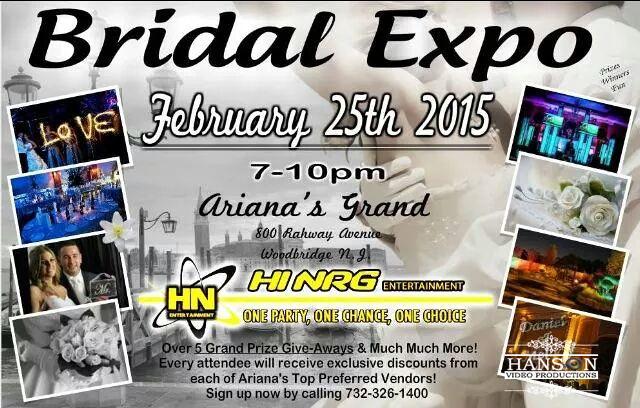 Bridal Expo 02/25/2015